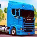 Skins Scania S Azul 'EDITION BLUEFUN'