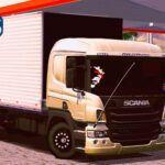 Skins Scania PZINHA 'QUALIFICADA NO BAU'
