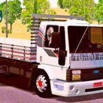 Skins Ford Cargo Truck 'TURBO ATAC'