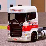 Skins Scania R COOPERCARGA Com Rodas Preta
