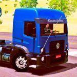 Skins VW Constellation Azul Escuro 'QUALIFICADO'