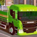 Skins Scania PZINHA Verde 'QUALIFICADA'