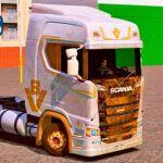 Skins Scania S Branca V8 'TODA SUJA'