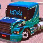 Skins Scania 113 Grafitada 'MAIS TOP'
