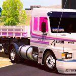 Skins Scania 112H Bruno Garcia + Carretinha 2 Eixos 'MAIS TOP WTDS'