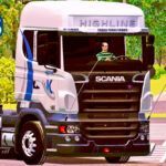 Skins Scania R Transportadora KOTHE