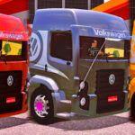 "SKINS VW CONSTELLATION ""PACK COM VARIAS CORES DIFERENTES"""