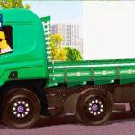 Skins Scania Pzinha Verde MAIS TOP ESTILO VERDUREIRA 'QUALIFICADA'