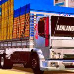 Skins Ford Cargo Qualificado Verdureiro 'SKIN DO 816'