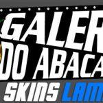 Skins Lameiro 'GALERA DO ABACAXI' CAMINHÃO TRUCK
