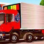 Skins Scania Pzinha Bau Vermelha 'QUALIFICADA'