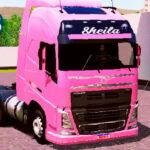 Skins Volvo FH 'Novo Volvo da Sheila Bellaver'