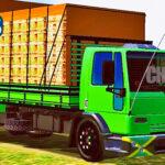 Skins Ford Cargo 'VERDUREIRO' Verde Clarinho mais qualificado