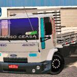 Skins Ford Cargo 'EXPRESSO CEASA QUALIFICADO'