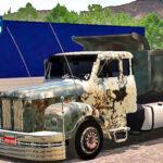 Skins Scania 111 Com Pintura Toda Velha
