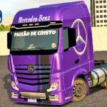 Skins Mercedes Benz Actros 'ROXO BEM TOP'