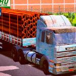 Skins Scania 113 Frontal Conjunto No Bitrem Com Pintura Enferrujada REALISTA