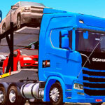 Skins Scania S Azul 'CONJUNTO TEGMA TOP'