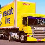 Skins Scania Pzinha 'CONJUNTO DO MERCADO LIVRE'