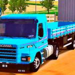 Skins Scania 143 Bruno Garcia Na Carreta 2 Eixos